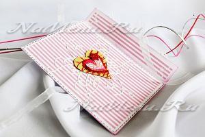 Валентинка-открытка