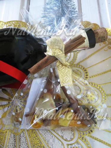 Подарочный набор для глинтвейна своими руками