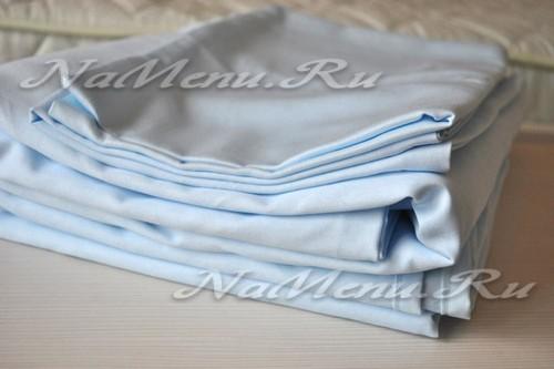 Как сшить постельное бельё