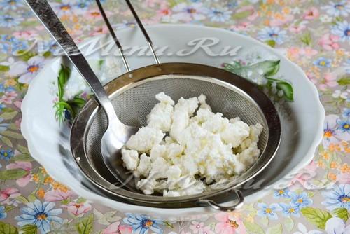 Пышные сырники из творога: рецепты с фото пошагово