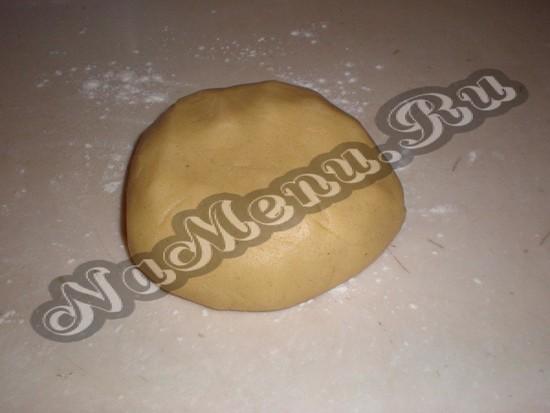 Тесто для пасхального печенья