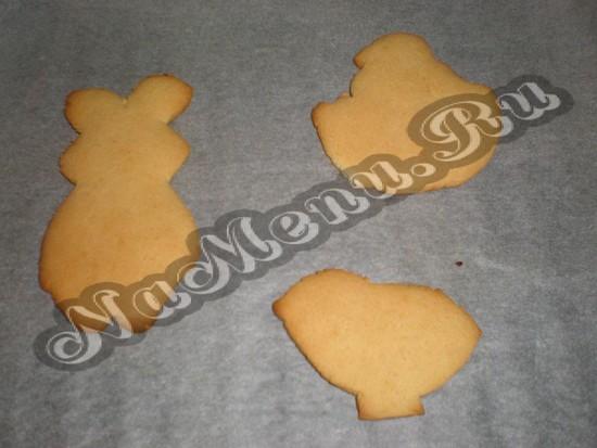 Берем различное печенье