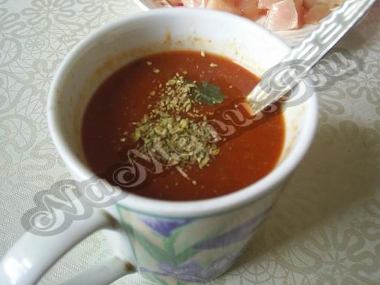 Соус-заправка для лобио из фасоли