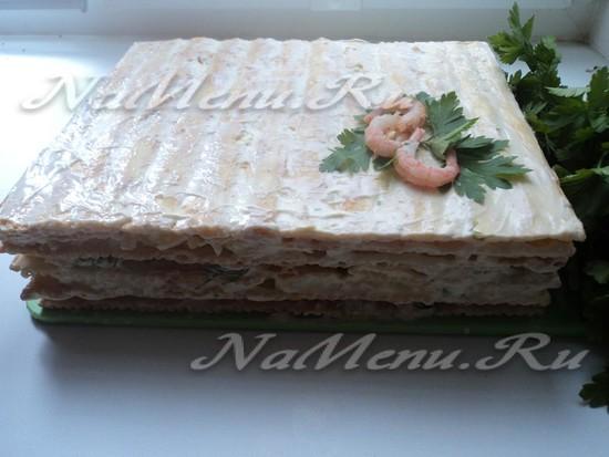 Торт трактирный
