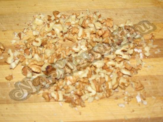 И грецкие орехи