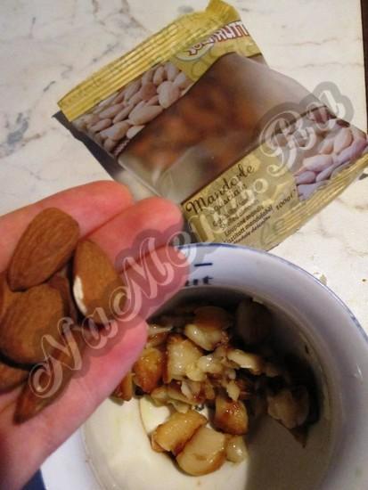 Дополняем орехи