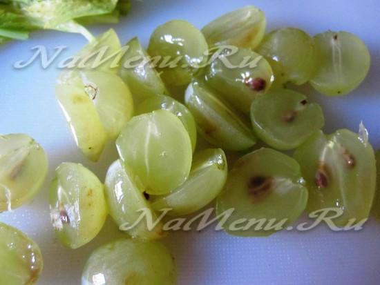 Кромсаем виноград