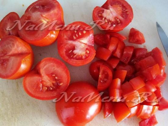 очередь помидоров