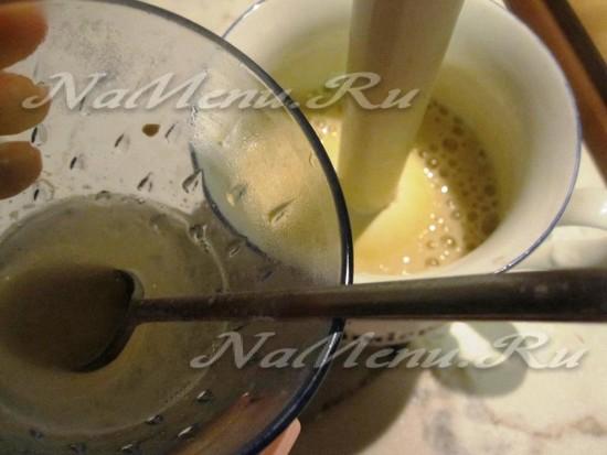 жаркий желатин включить в кефир