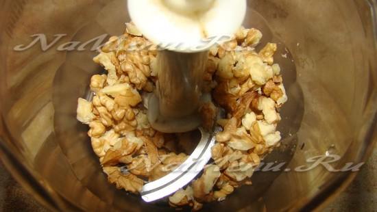 Перемалываем орехи