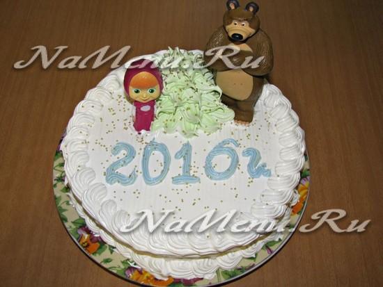 Торт Марина и Слон
