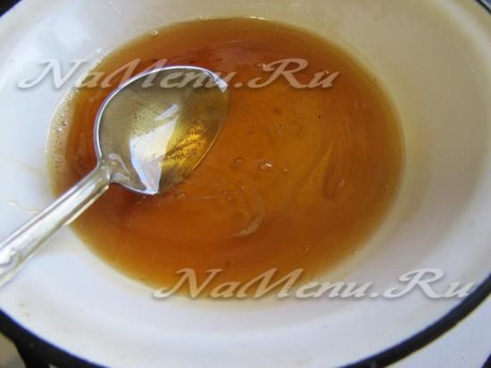Растапливаем мед