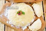 Унылое тесто для вареников с картошкой
