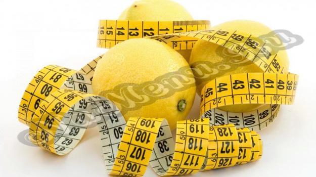 Худеем с помощью лимонов Коллективный блог о диетах