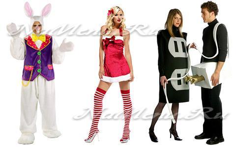 Новогодние костюмы для взрослых - photo#3