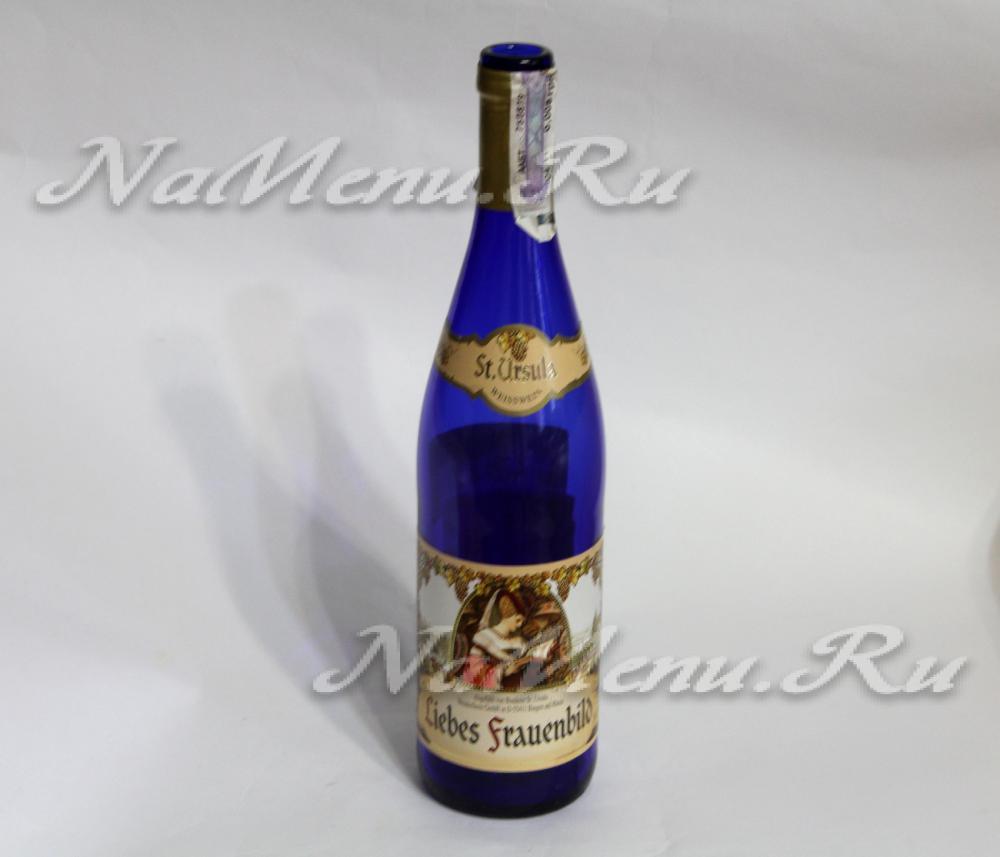 Бутылка вина на новый год своими руками