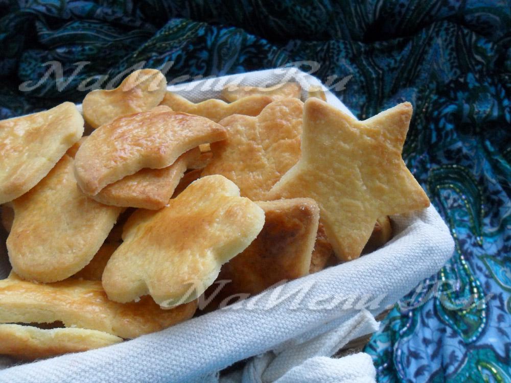 Самое простое и вкусное печенье песочное рецепт