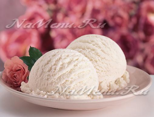 Мороженое из яиц и сливок - пошаговый рецепт с фото на Повар 39