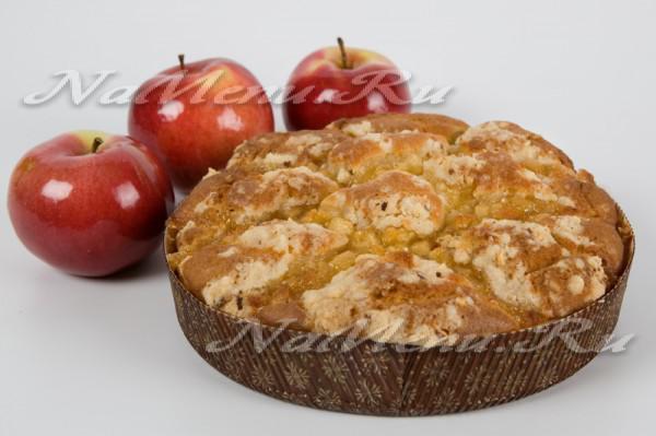 Песочное тесто и творог выпечка рецепт