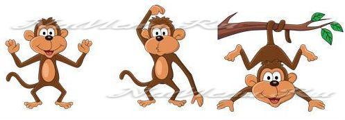 Талисман обезьяны своими руками