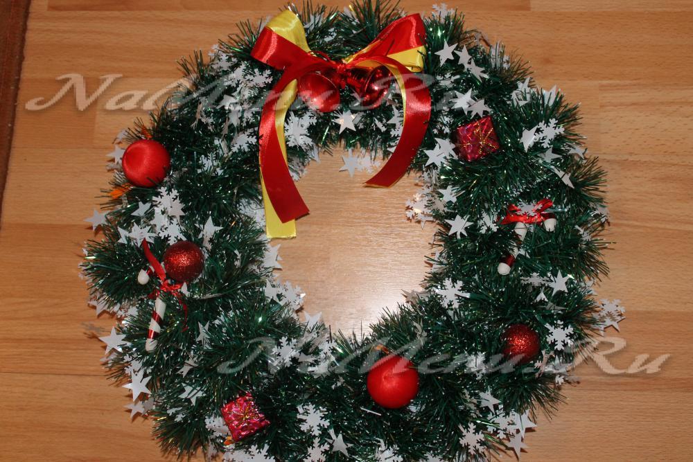 Салат Рождественский венок рекомендации