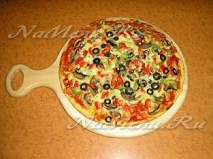 заливка для пиццы как в пиццерии рецепт