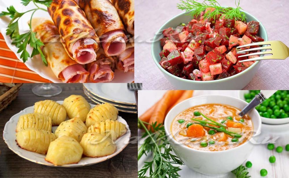 Простые и вкусные салаты 1057 рецептов с фото пошагово 26