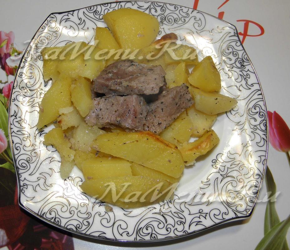 Что приготовить на второе из мяса быстро и вкусно в мультиварке рецепты