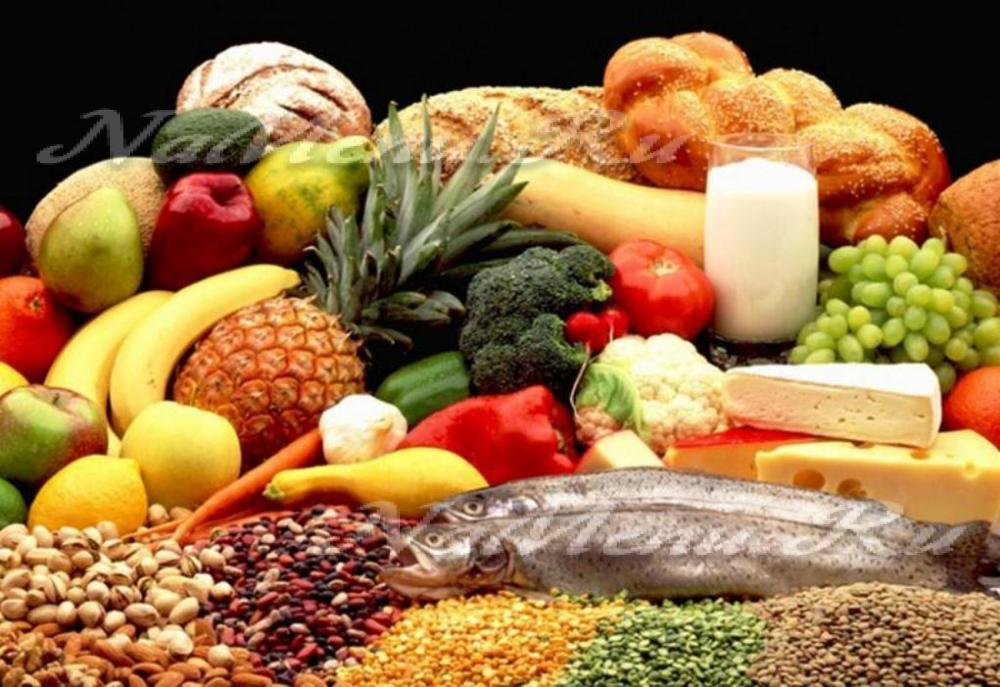 меню правильного питания для похудения фото
