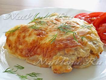 мясо по французски порционно в духовке рецепты