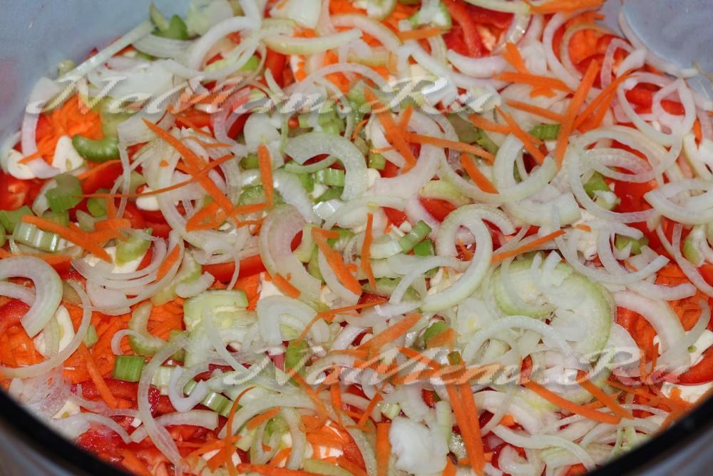 маринованная капуста салат