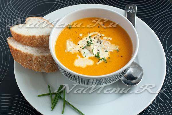 супы из тыквы рецепты быстро и вкусно с фото