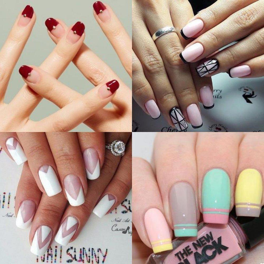 Дизайн ногтей 2018 фото новинки ногти
