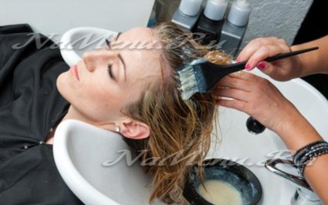 Окраска волос натуральными средствами светлее