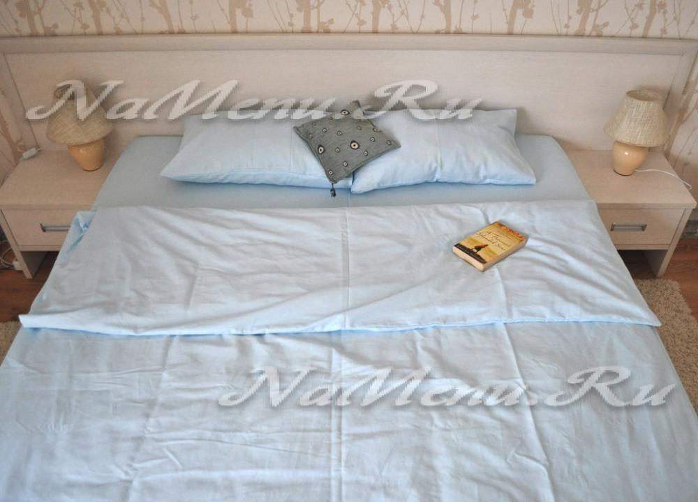 Как сшить постельное белье своими руками 1.5
