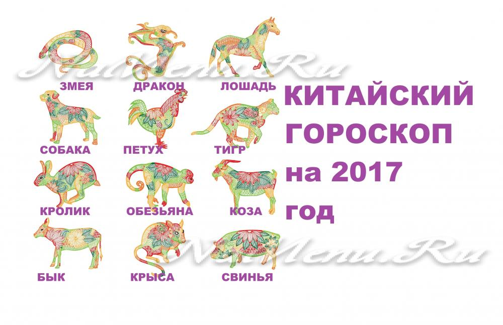 год петуха 2017 гороскоп для петуха