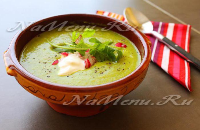 диетические супы для похудения рецепты с фото