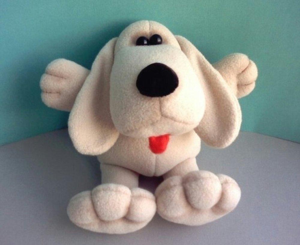 Символ 2018 года собака своими руками: мастер-класс с пошаговыми фото