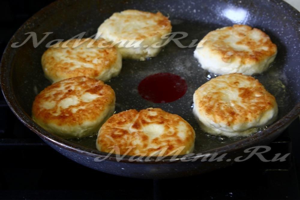 Сырники из творога рецепт в духовке пышные рецепт с пошагово 59