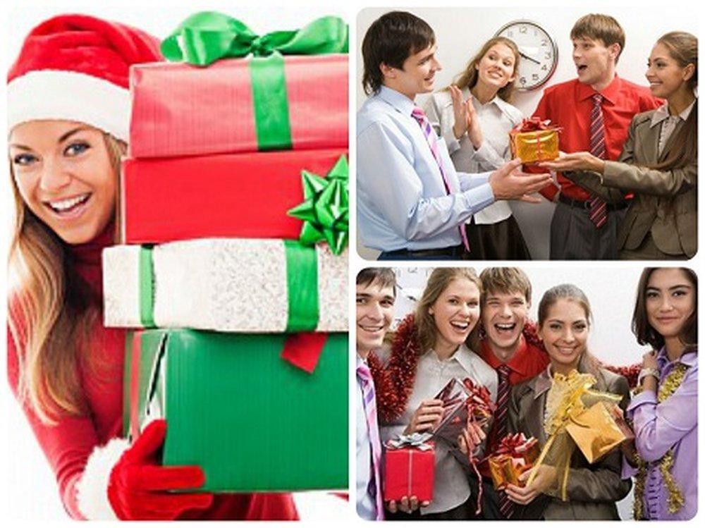 Для распределения новогодних подарков