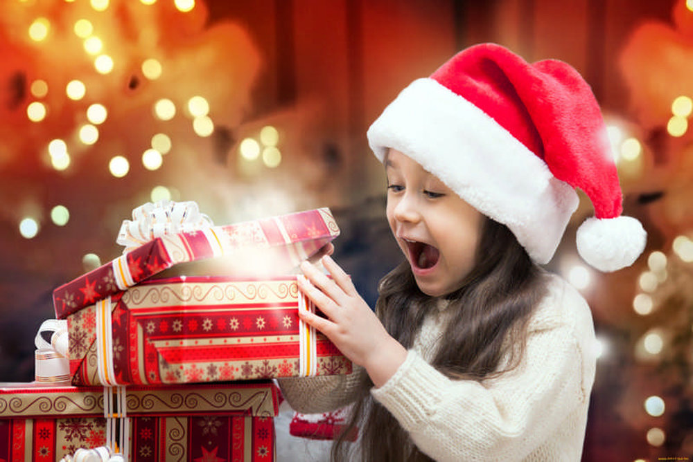 для ногтей сто подарить дочке на новый год сразу пытаются забыть