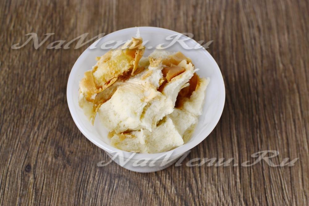 Форшмак из селедки рецепт классический без яблок