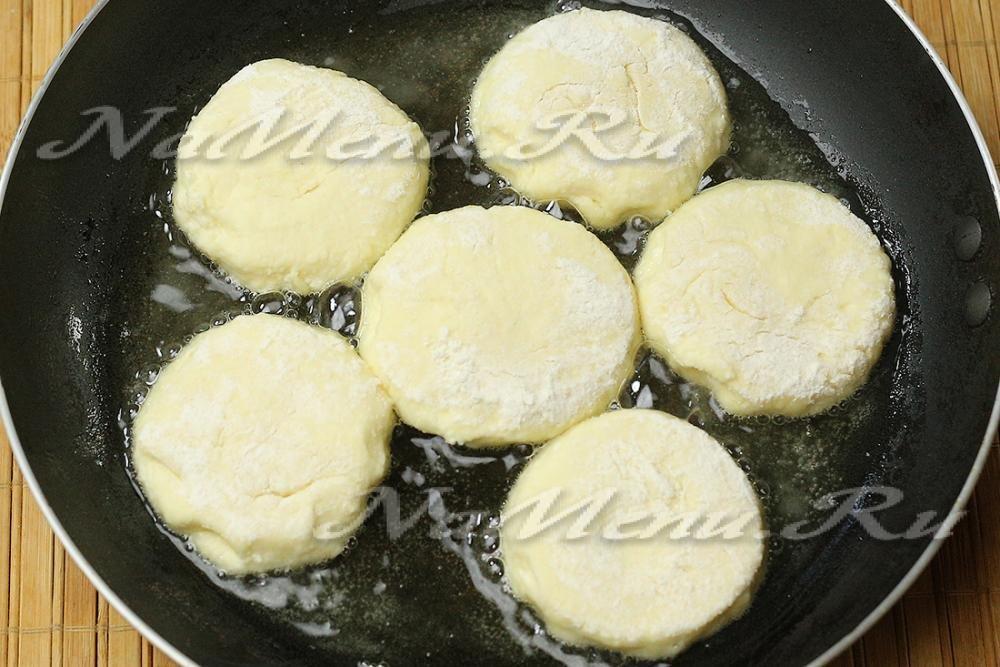 Сырники из творога рецепт в духовке пышные рецепт с пошагово 100