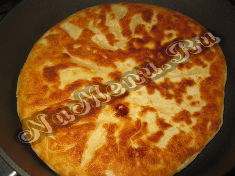 Пироги с сыром на сковороде рецепты с пошагово