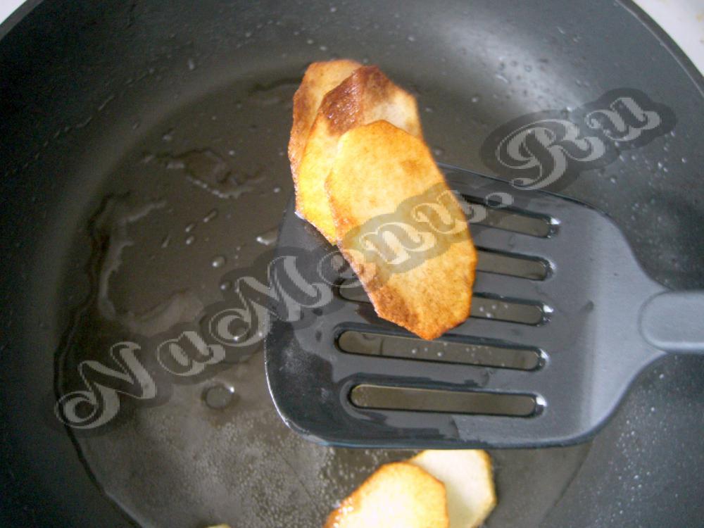 Как на сковородке сделать чипсы в 25