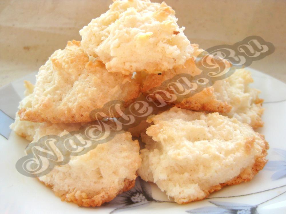 Печенье без яиц с вареньемы