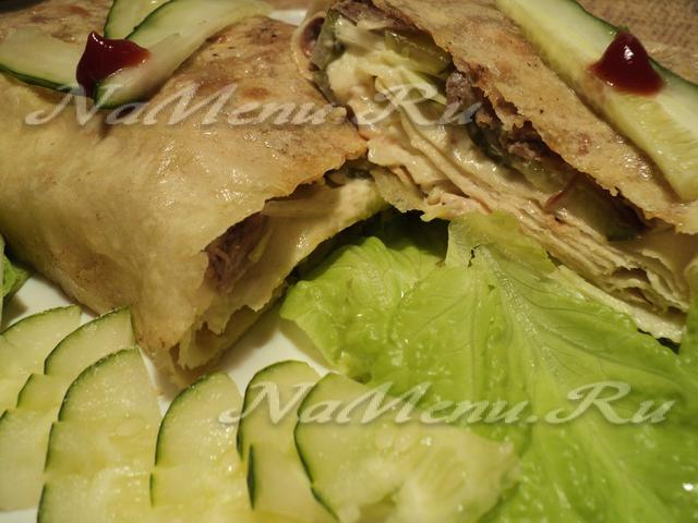 Видео рецепт тандыр хлеб