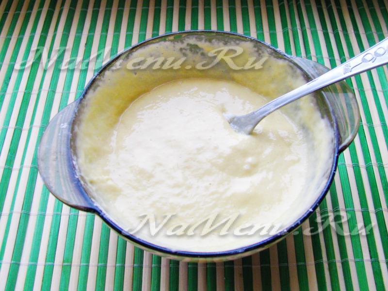 Как сделать тесто для клецок в суп 163