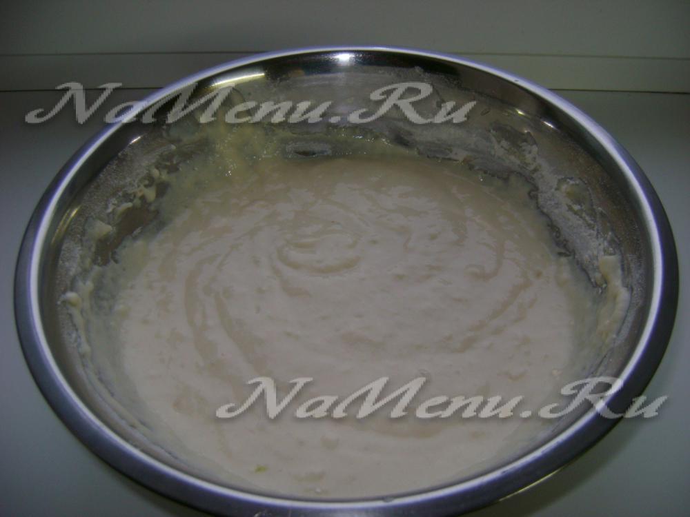 Как приготовить пирог с капустой на кефире в духовке