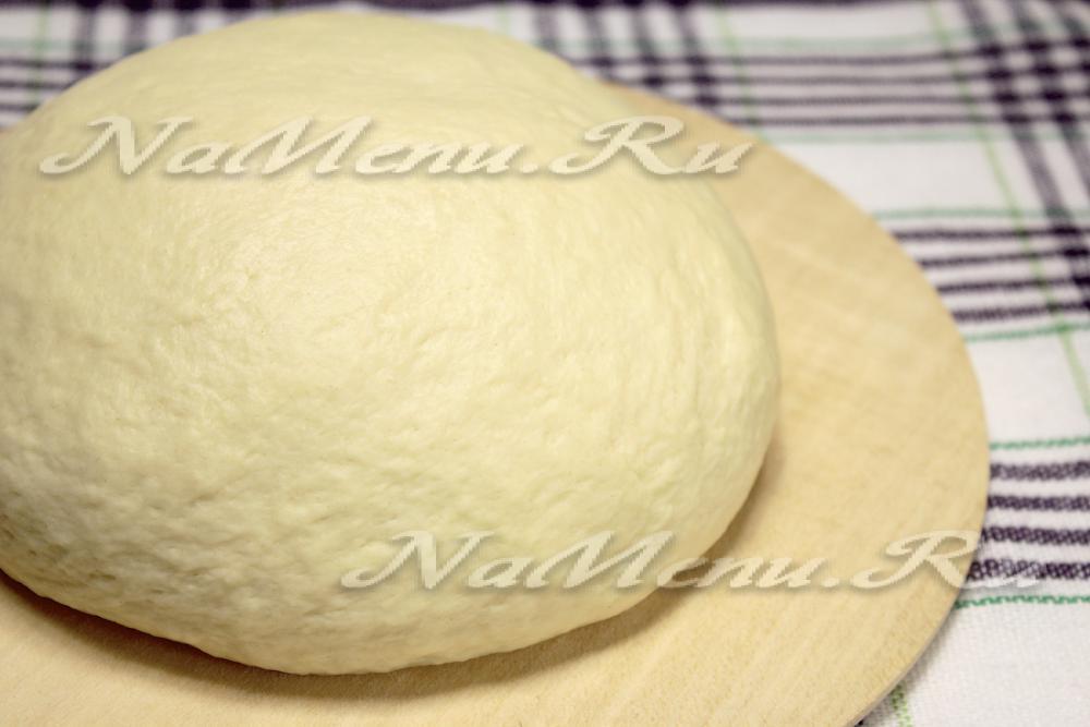 Как сделать тесто на простокваше без дрожжей